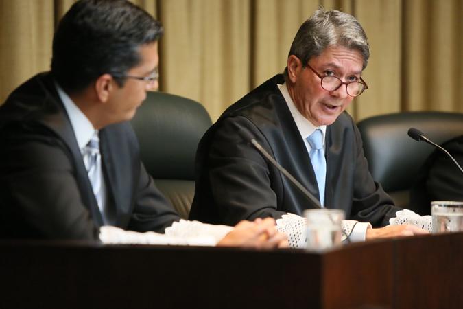 Hon. Edgardo Rivera García