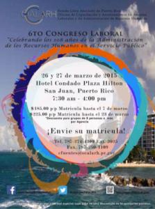 108 años de administración de recursos humanos en el servicio público de Puerto Rico