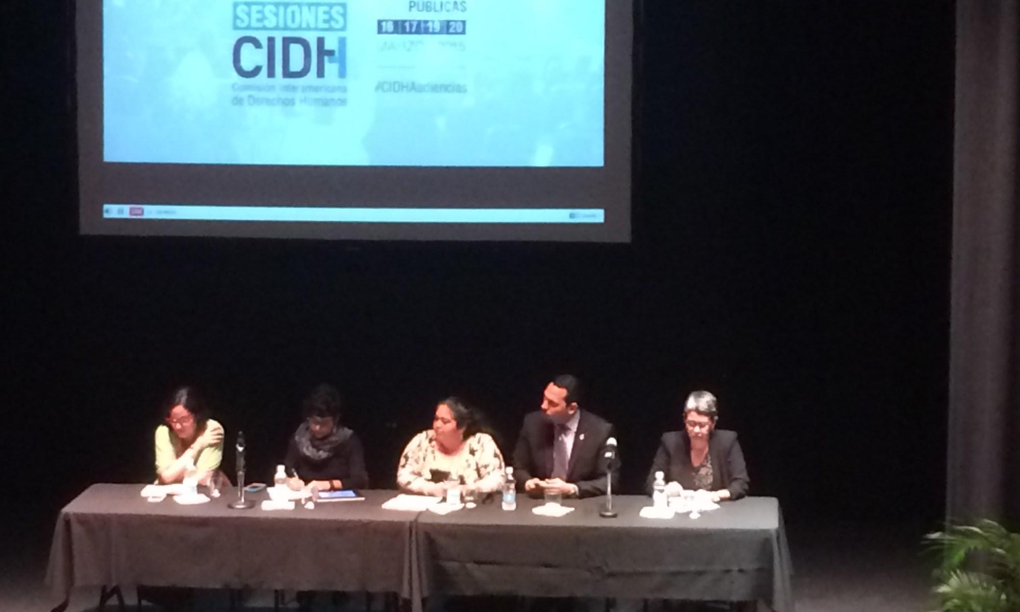[VÍDEO] Panel de reacción, Puerto Rico ante la Comisión Interamericana de Derechos Humanos