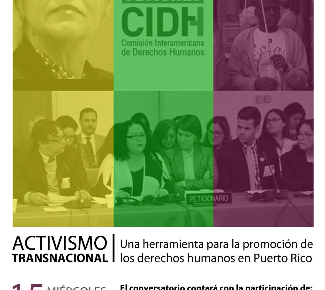 Activismo Transnacional ILSA Pangea