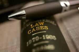 Solicitante a escuela de Derecho falla en persuadir al Supremo federal de certificar su demanda