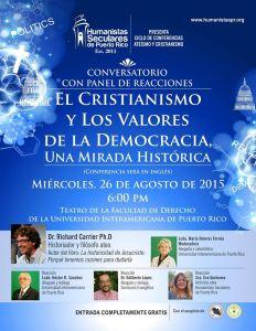 Inter Derecho: Una mirada hisótica hacia el cristianismo y los valores de la democracia