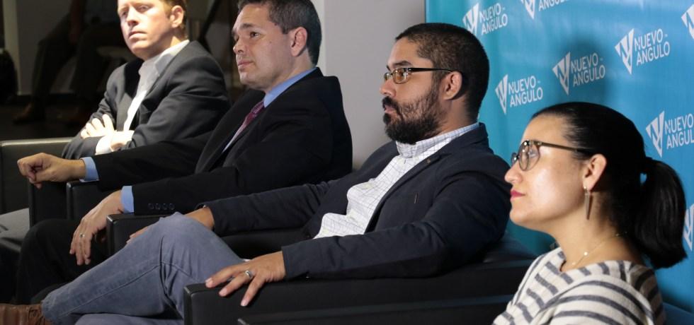 Profesionales hablan sobre innovación y emprendimiento como ejes de crecimiento económico y social