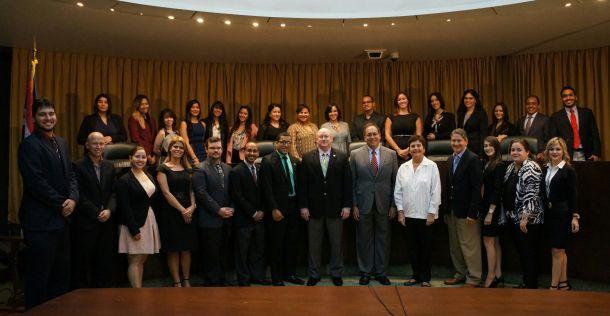 AAPR UPR visita el Tribunal Supremo de Puerto Rico