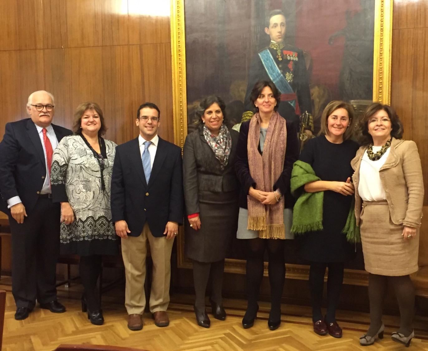 Jueza del Apelativo María Del Carmen Gómez Córdova obtiene doctorado en derecho por la Universidad Complutense de Madrid