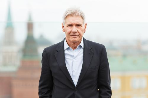 A juicio productores de Star Wars por accidente ocurrido al actor Harrison Ford