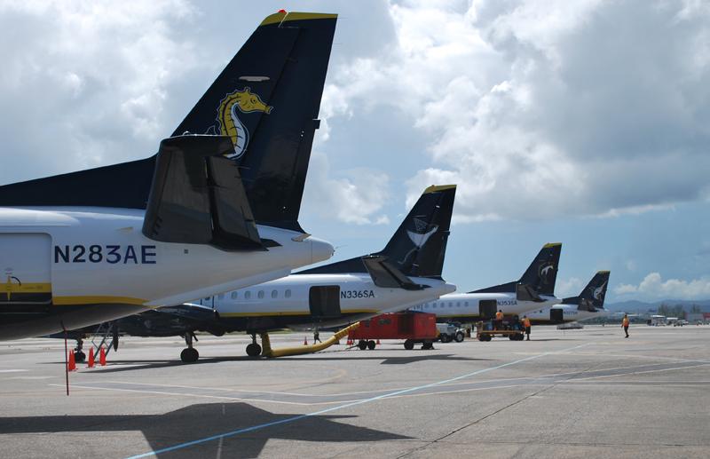 Seaborne Airlines abre convocatoria de propuestas de servicios legales