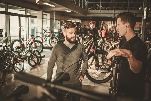 Ley para orientación en el comercio sobre derechos y obligaciones de ciclistas