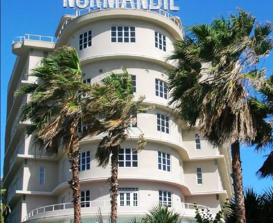 A la venta histórico hotel Normandie