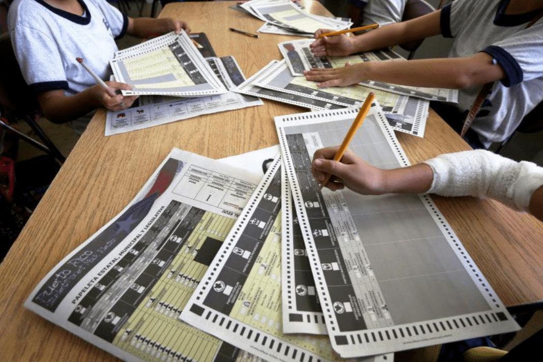 Resultados del Puerto Rico Student/Parent Mock Election apuntan a Rosselló en PR y a Clinton en EEUU