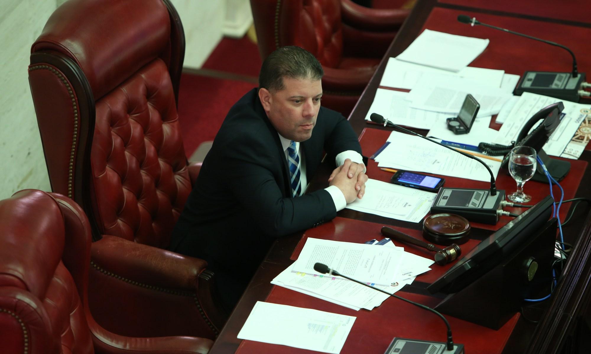 senador por el Distrito de Ponce, Nelson Cruz Santiago