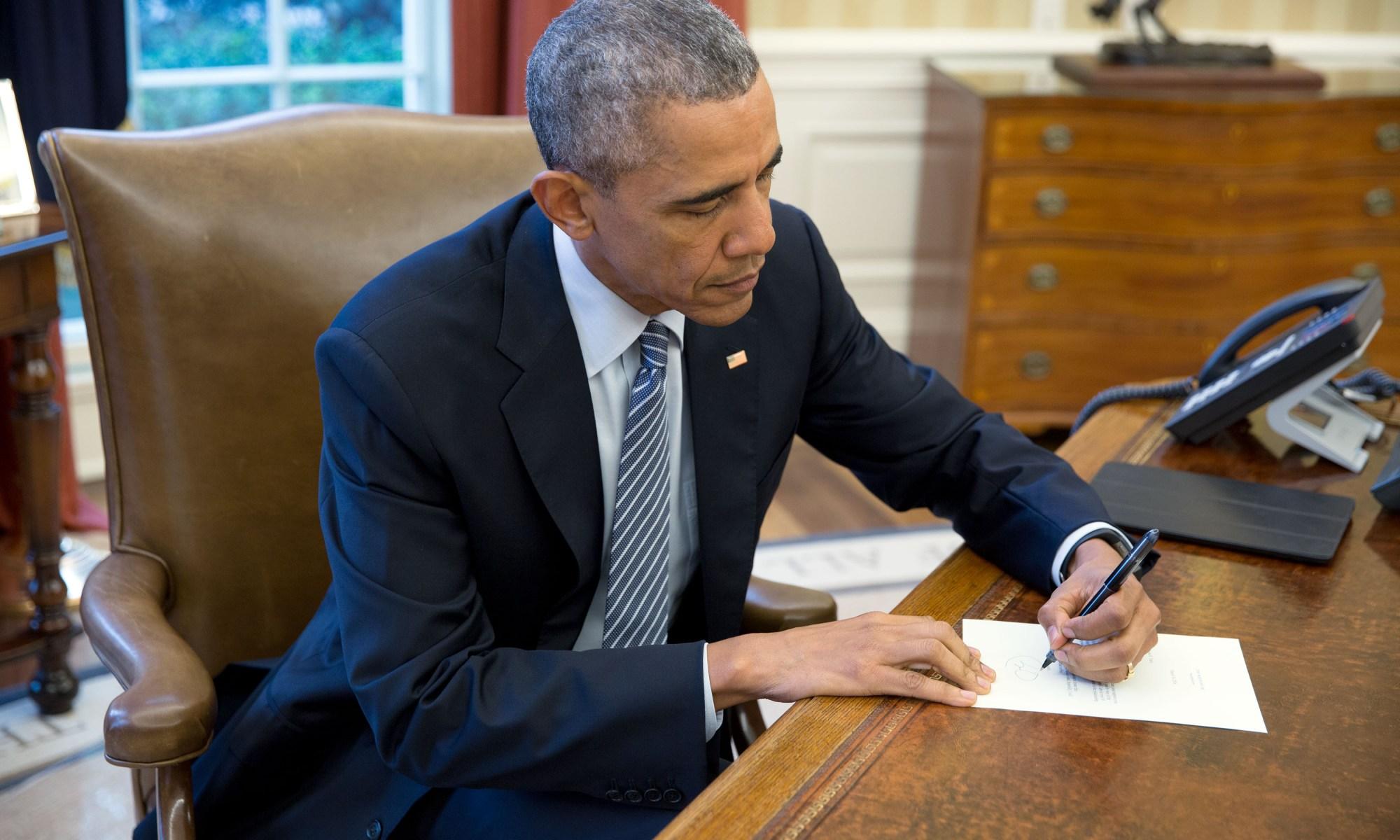 Obama publica artículo en el Harvard Law Review sobre reforma al sistema de justicia criminal