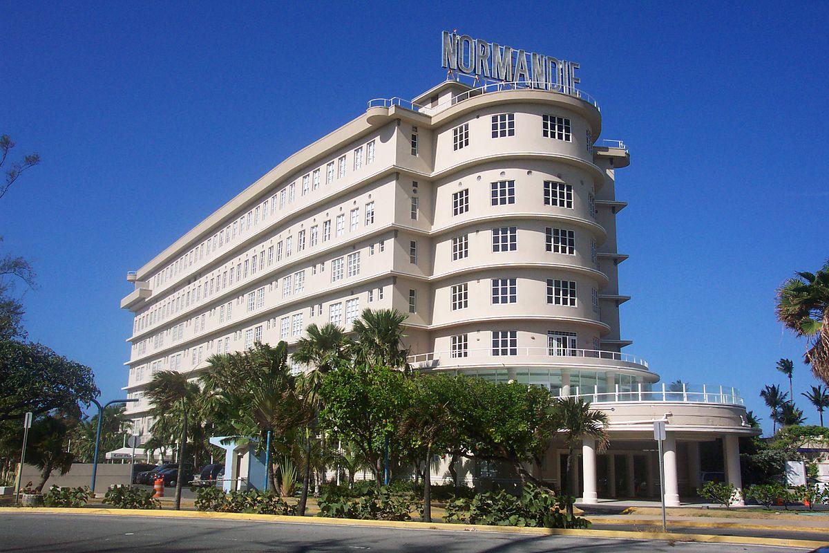 Hotel Normandie necesita inyección de $20 millones para restauración