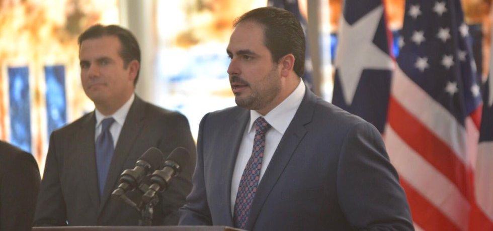 Lcdo. Christian Sobrino Vega designado como representante del Gobernador ante la Junta de Supervisión Fiscal