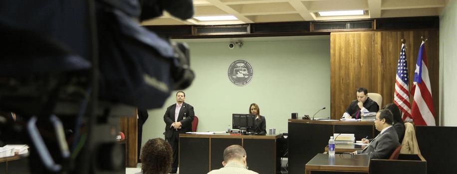 Transmisión de vista preliminar Pueblo de Puerto Rico v. Jaime Perelló Borrás