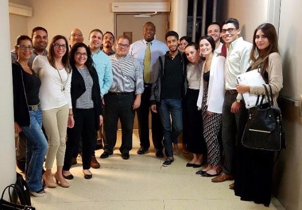 Estudiantes de Derecho de la Clínica de Asistencia Legal de la UPR logran certificación de patente del USPTO