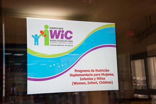 Los Programas WIC y Medicaid hacen ajustes por el paso del huracán María