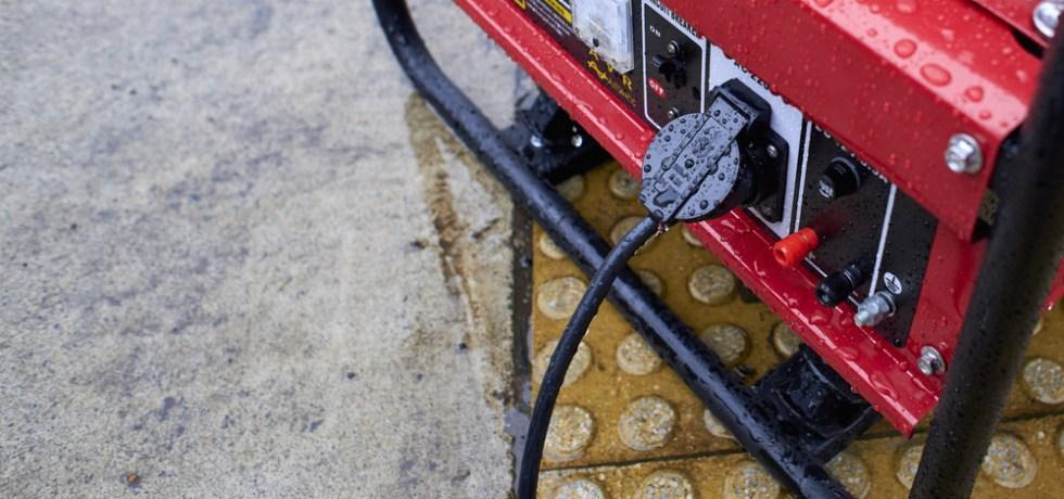 Nueva intervención contra empresa de venta de generadores eléctricos