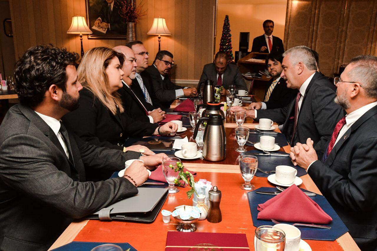 Washington Watch - Spotlight on Puerto Rico: Puerto Rico increasingly anxious as tax reform passes Senate