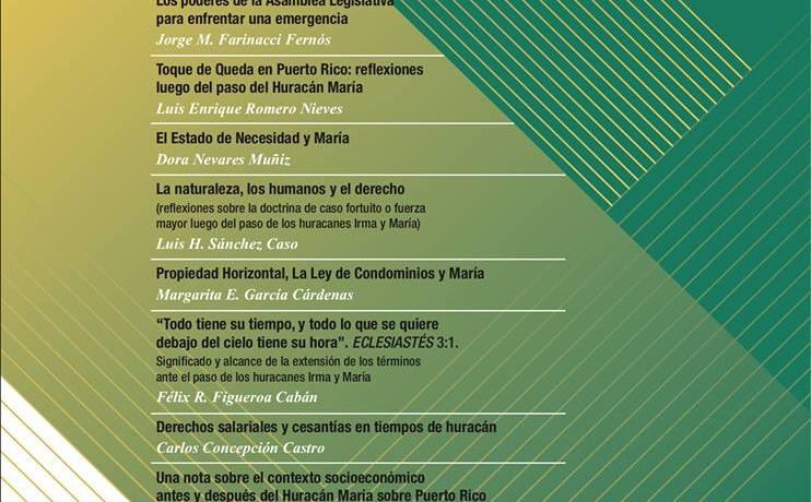 Inter Derecho lanza primera edición de revista jurídica Amicus