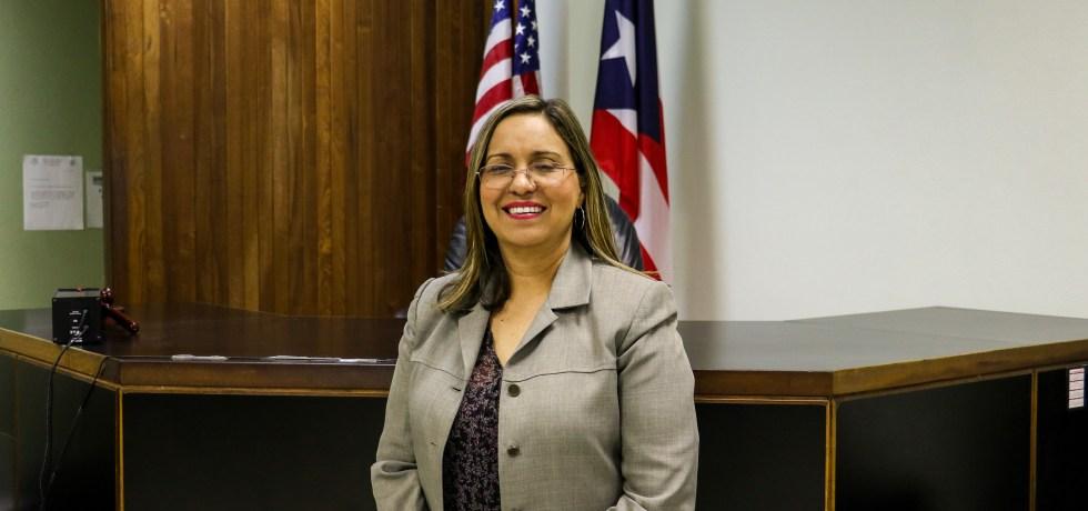 Detrás de la toga: Entrevista al Hon. Wanda Cruz Ayala