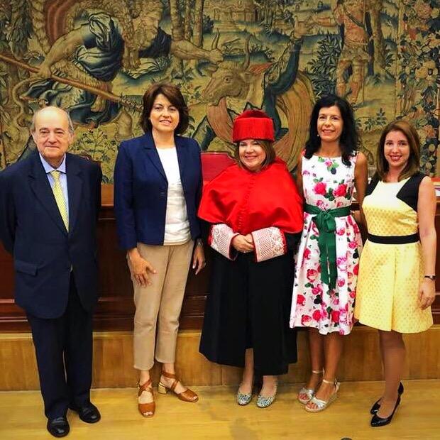 Abogada puertorriqueña obtiene doctorado en la Universidad de Zaragoza