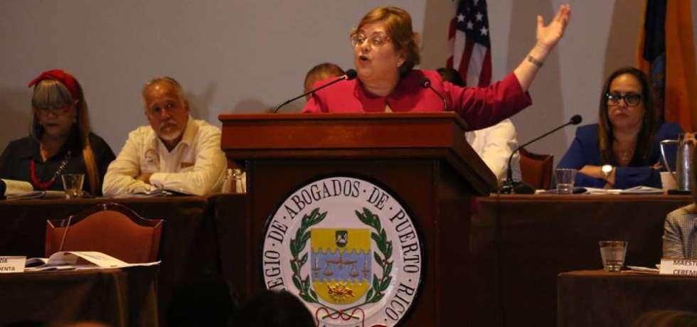 Asamblea General178 (dedicada a la Puerto Rican Bar Association) - #CAAPR2018
