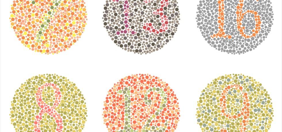 Senador radica proyectos para beneficio de la población daltónica