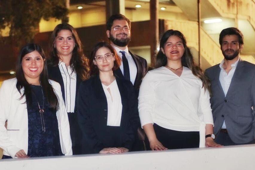 Equipo que representará a Derecho UPR en competencia internacional Phillip C. Jessup busca auspiciadores