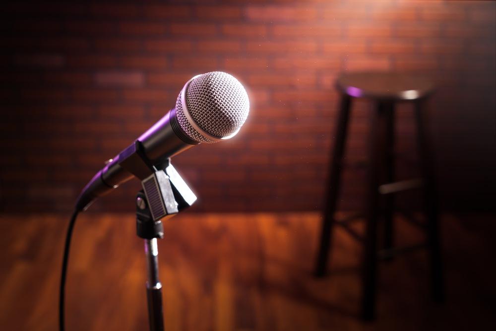 El «stand-up comedy» y los derechos de autor