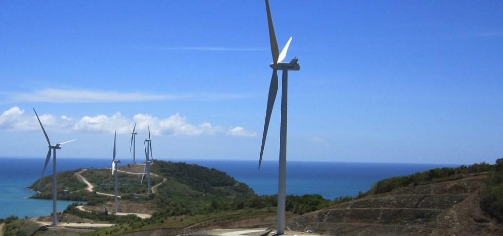 Punta Lima Wind Farm