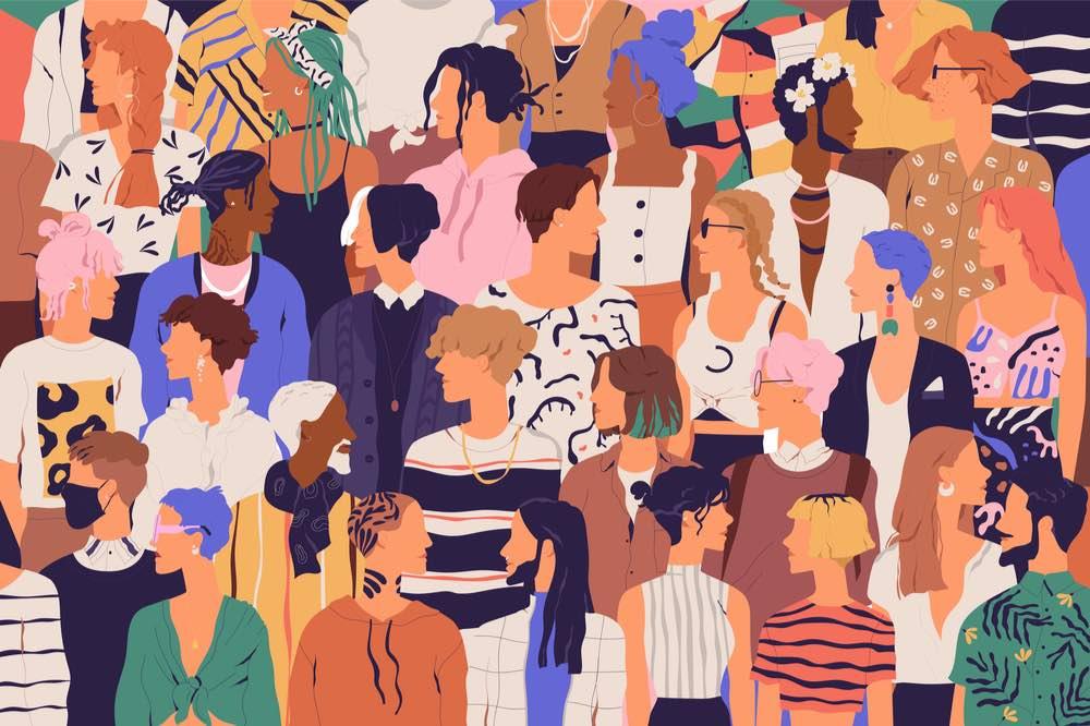 gente pueblo población