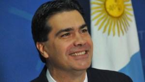 Jorge Milton Capitanich