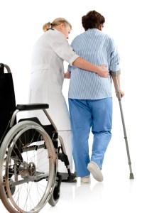 discapacitada