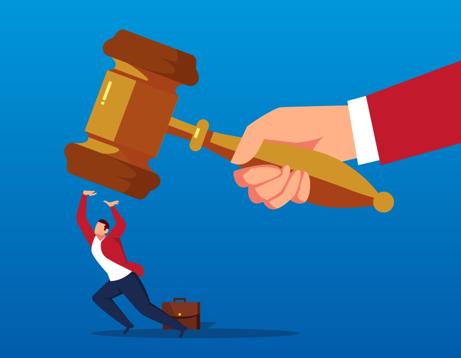 sancion abogado