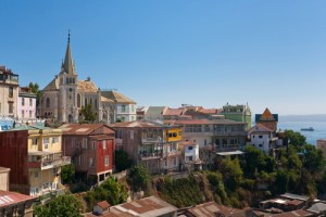 valparaiso cerro concepcion patrimonio tradicional