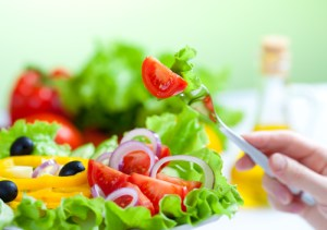 Comida Sana saludable vivir