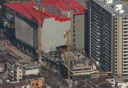 Construcción inmobiliaria medio