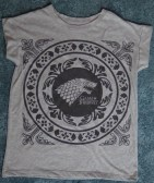 T-Shirt Game Of Thrones, 10€