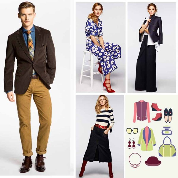 Men's & Women's Fashion