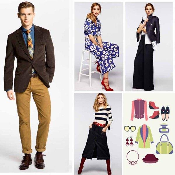 Men's & Women's Fashion
