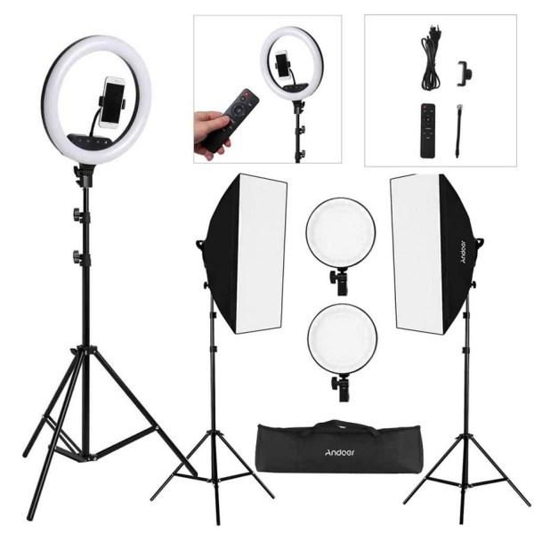 Photography & Studio Lighting