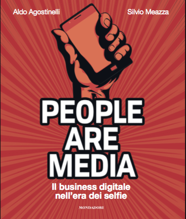 """The future is here. """"People are media"""" tells us what it will be like."""