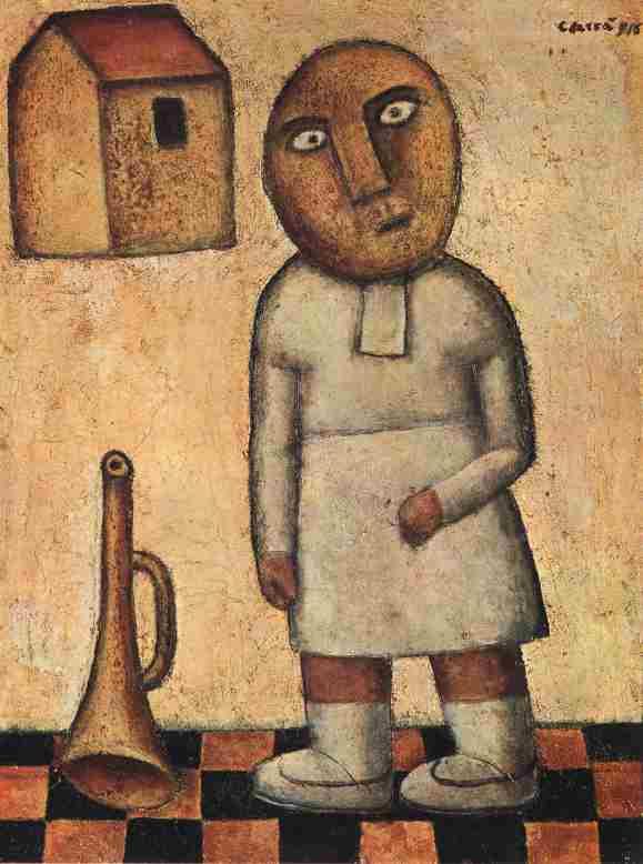 Carlo Carrà - Antigrazioso