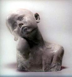 Constantin Brâncuși - Torture 1907