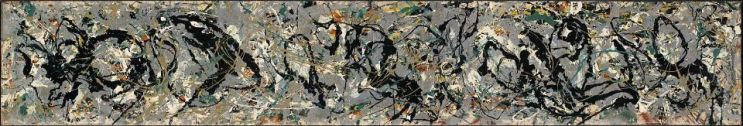 Jackson Pollock - number-10-1949