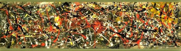 Jackson Pollock - number-25 1950