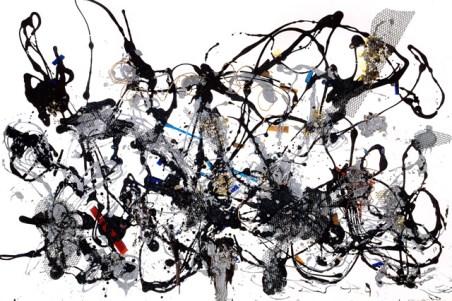 Jackson Pollock - Number-29-1950