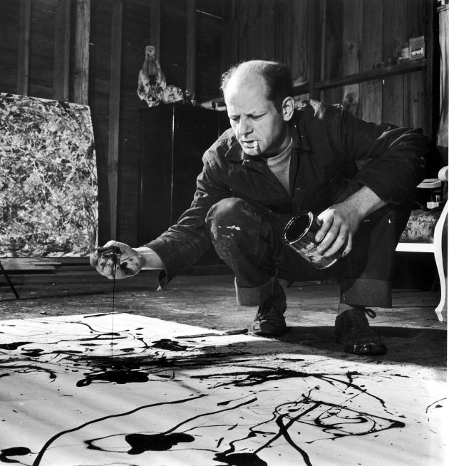Paul Jackson Pollock