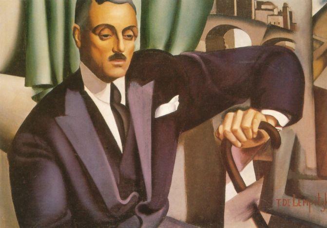Tamara de Lempicka -1925-PrinceEristoff